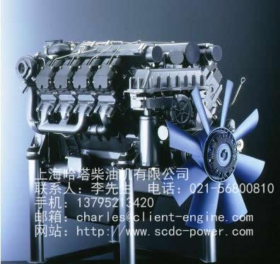 DEUTZ diesel engine and spare parts