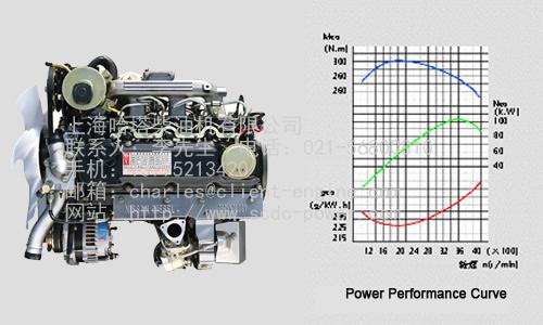 NISSAN QD32T engine