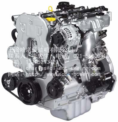 vm motori D704 series engines